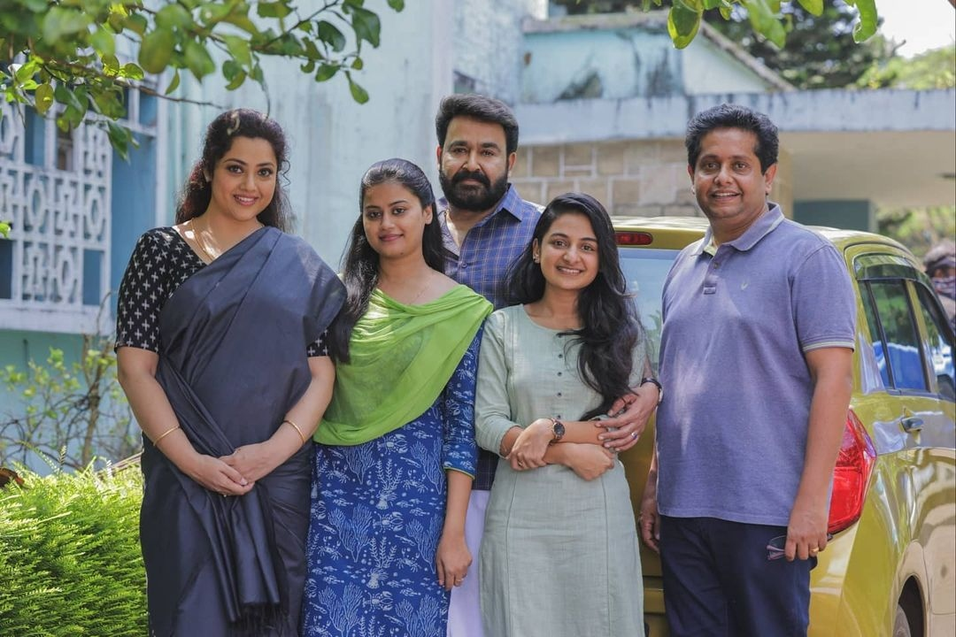 drishyam 2 movie wrapped