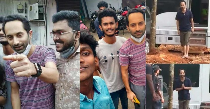fahadh faasil movie Jodi look