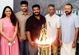 Kalidas Jayaram starts his next!