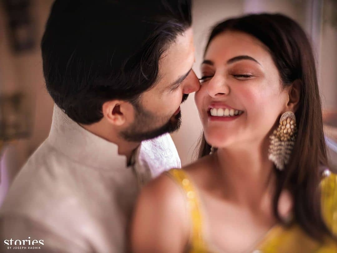 kajal Aggarwal wedding Gautham