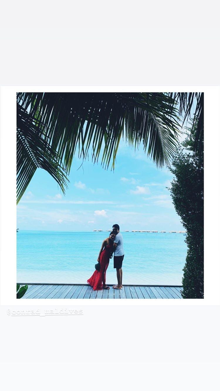 kajal aggarwal honeymoon