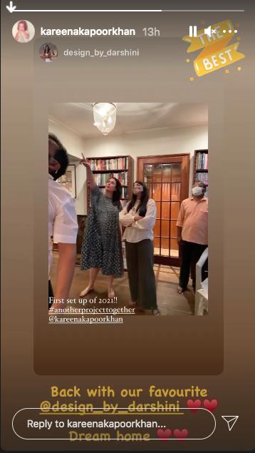 Kareena kapoor house