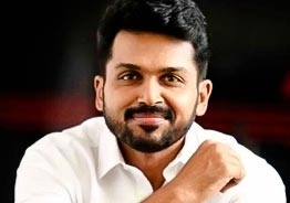 Actor Karthi blessed with a baby boy