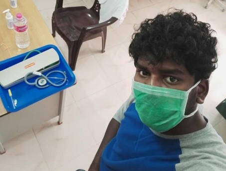 Image result for kerala son watch dad funeral