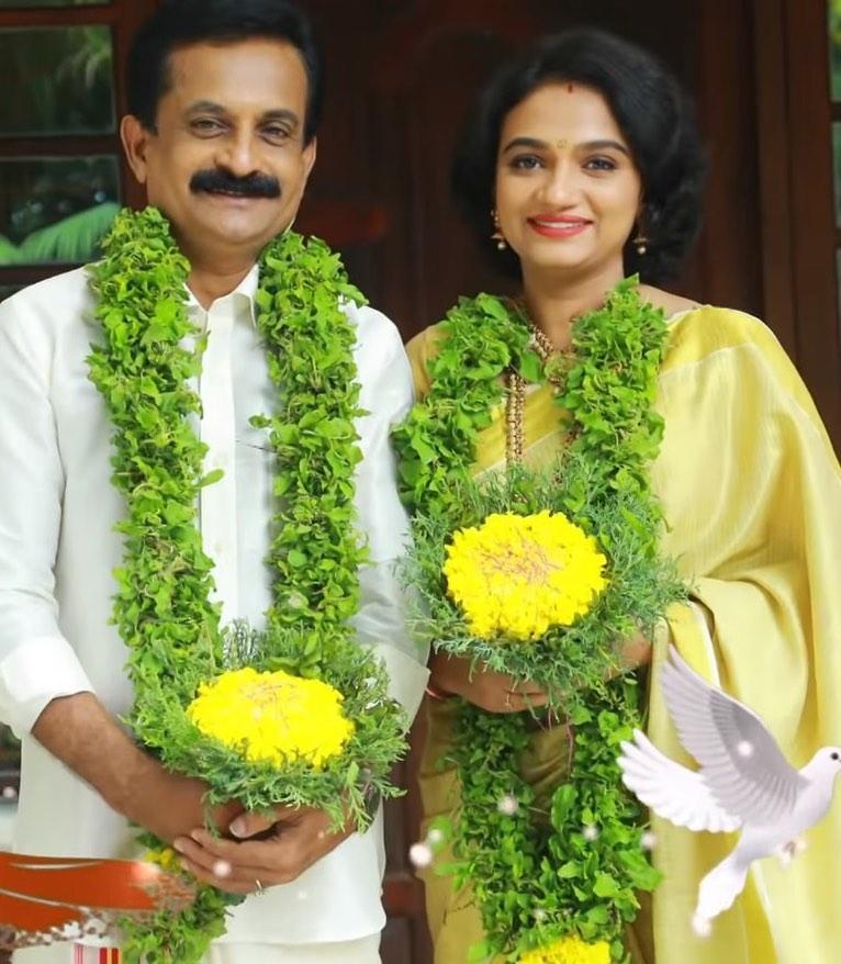 krishna Prabha marriage rajah Kumar