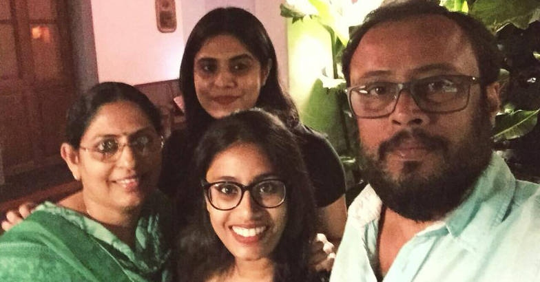 lal jose family photos