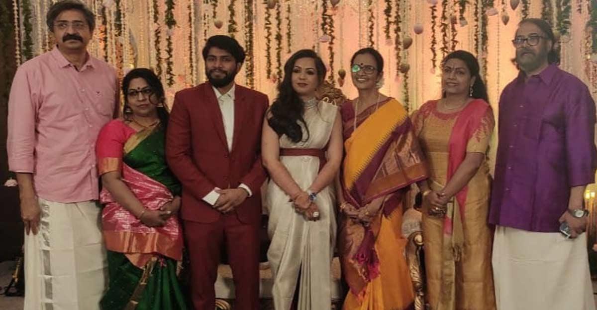 Madhavi Madhupal wedding pics new