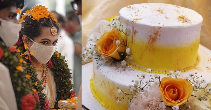 Madhavi Madhupal wedding