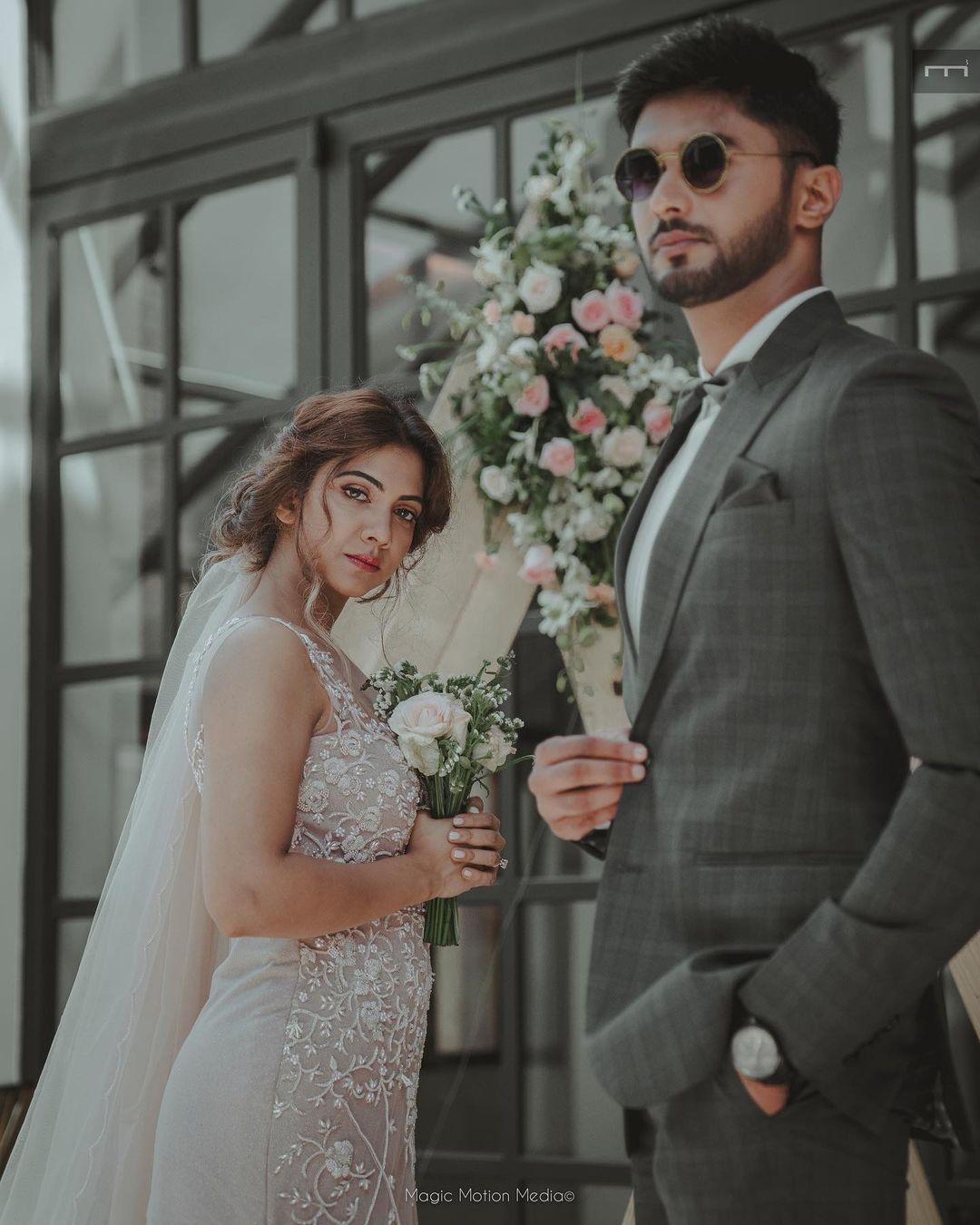 madonna Sebastian wedding