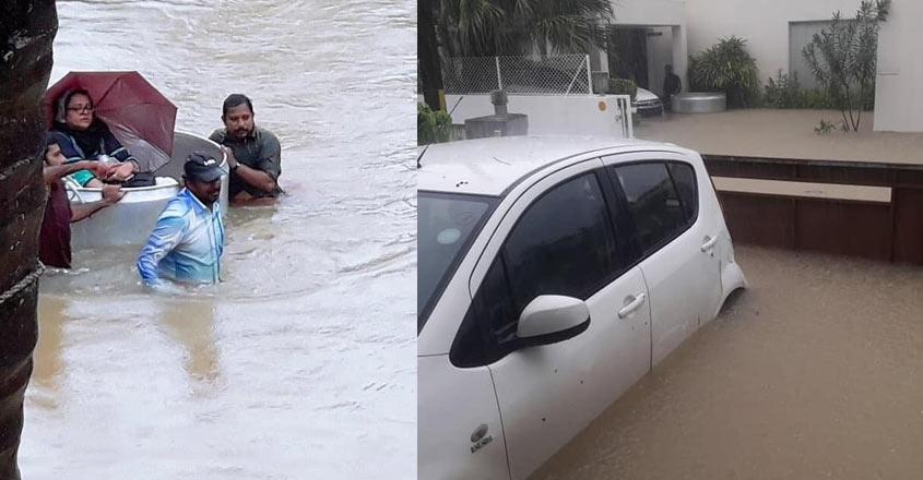 mallika sukumaran 2018 flood