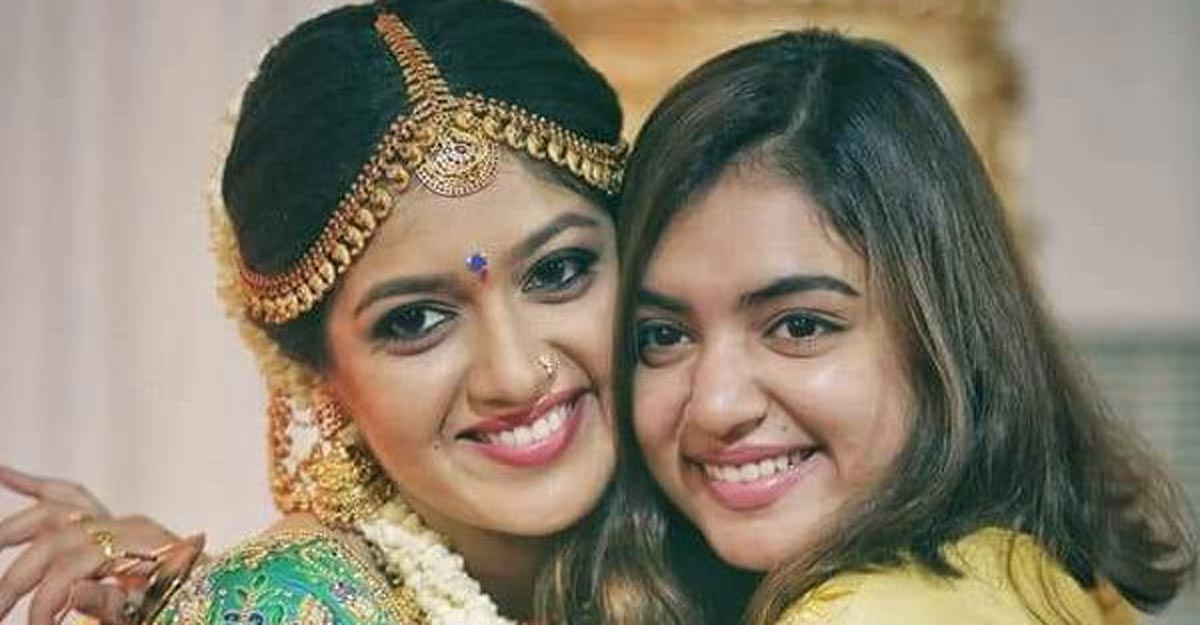 nazriya meghna wedding