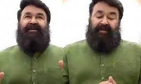 mohanlal look dirshyam 2