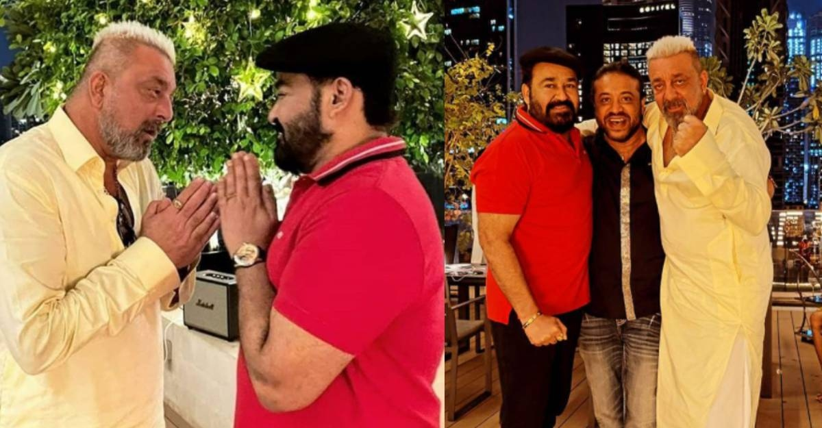 mohanlal Sanjay dutt Diwali