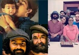 Mohanlal's sweet birthday greetings for son Pranav goes VIRAL