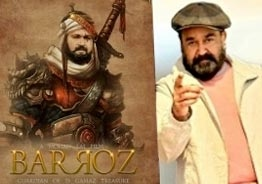 Mohanlal's directorial debut 'Barroz' gets BIGGER!