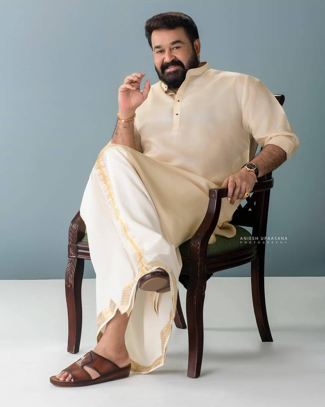 mohanlal young boy call