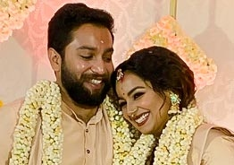 In pics: Popular young actress enters wedlock