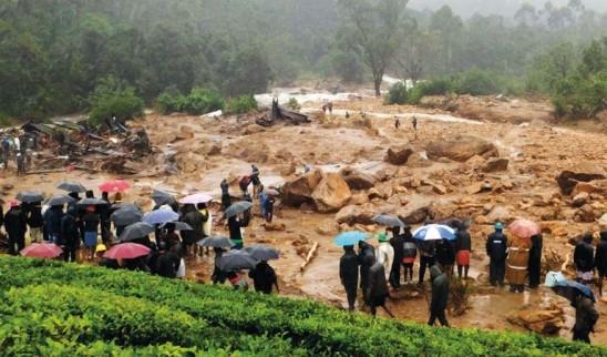munnar landslide photos 43