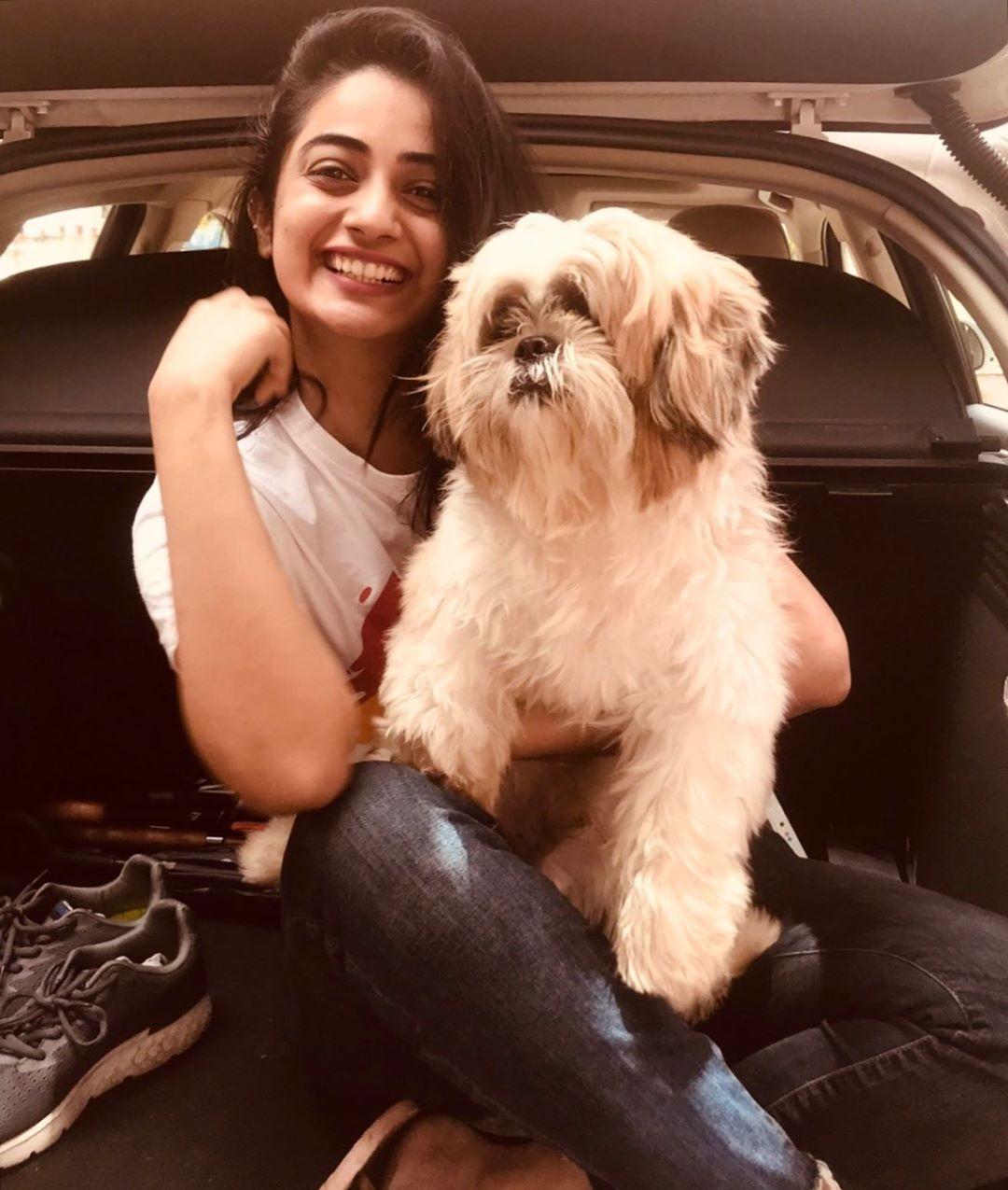 namitha pramod pet