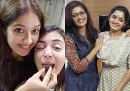Nazriya and Ananya's special wishes to Meghana Raj and her baby boy