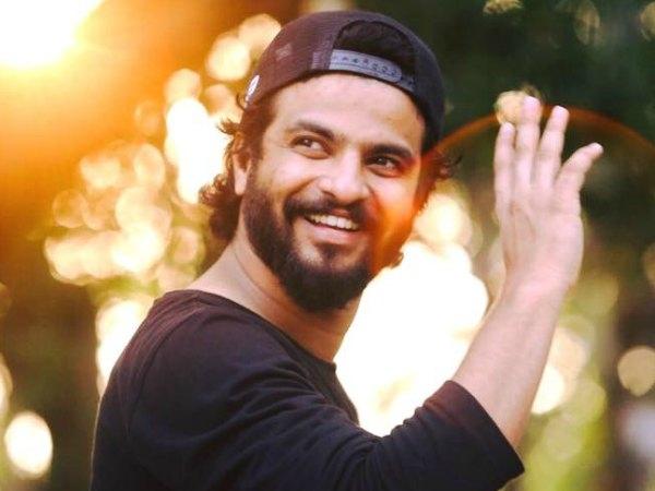 Neeraj Madhav new pics