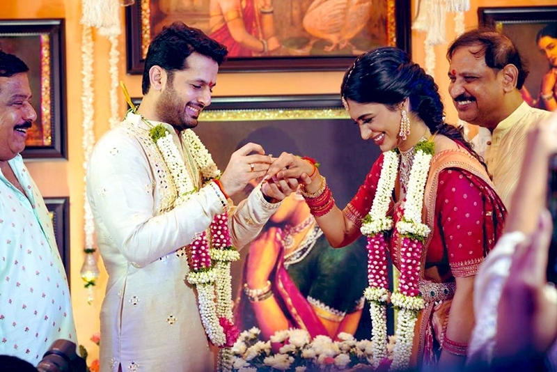 nithin actor engagement