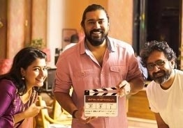 It's a wrap for Nivin Pauly's Kanakam Kamini Kalaham