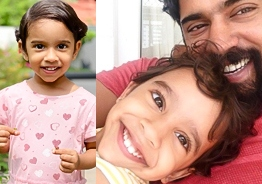 Nivin Pauly shares pictures with his daughter Rose