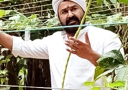 In pics: Mohanlal's organic farm is a true inspiration