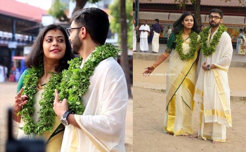 parvathy nambiar wedding