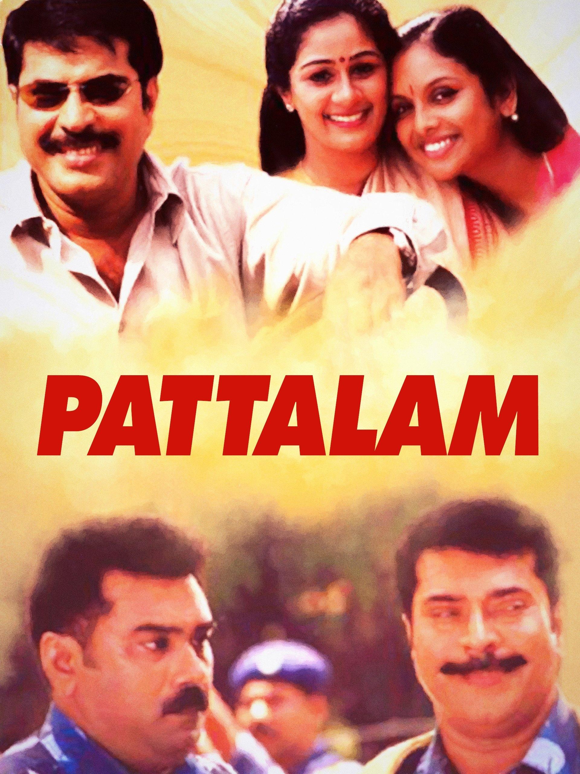 pattalam movie scenes new