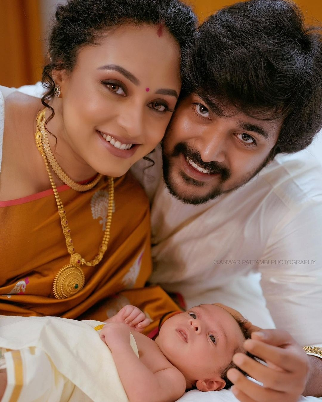 pearle maaney baby