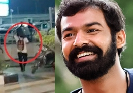 Pranav Mohanlal frees driver, carries heavy bag by himself; Video viral!