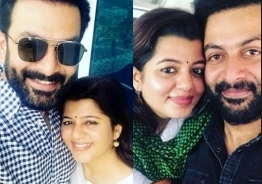 Prithviraj reveals about his ex-girlfriend