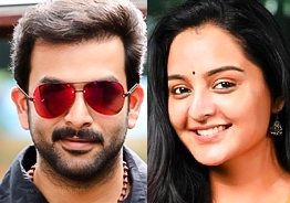 Prithviraj teams up with Manju Warrier