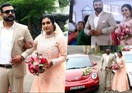 See pics: Actress Roshna Ann Roy enters wedlock!