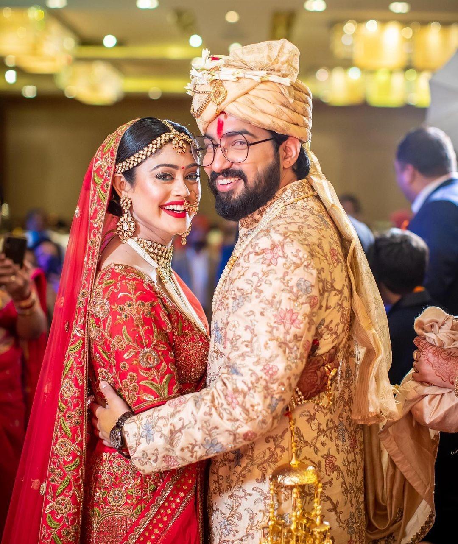sachet tandon wedding