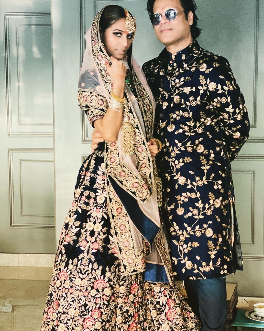 poonam Pandey wedding photos