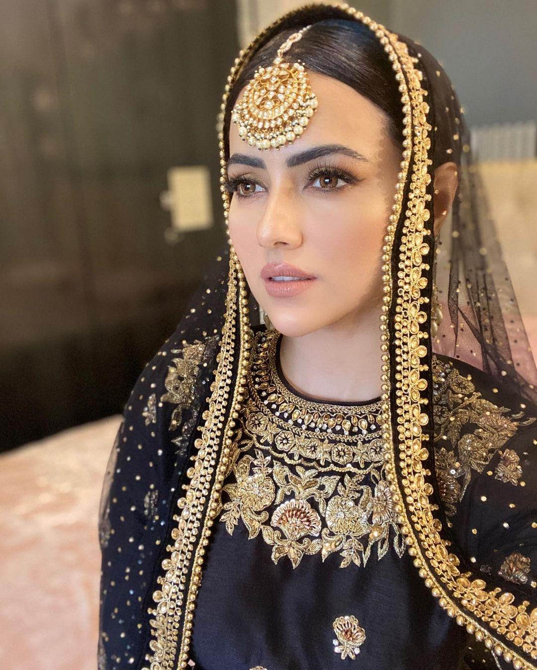 sana khan actress wedding