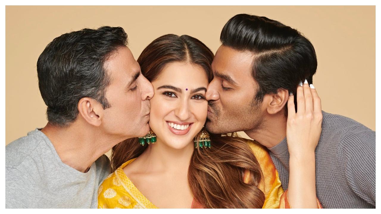 sara ali khan dhanush movie