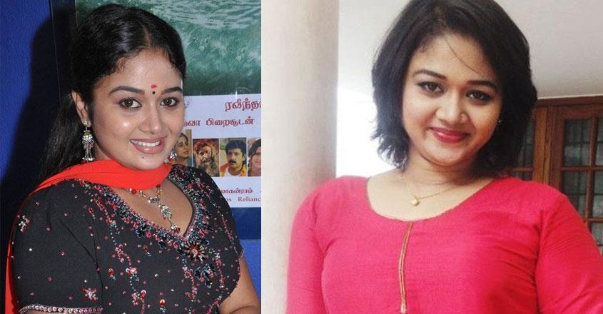 saranya actress new photos recovering