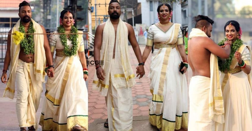 saranya anand wedding