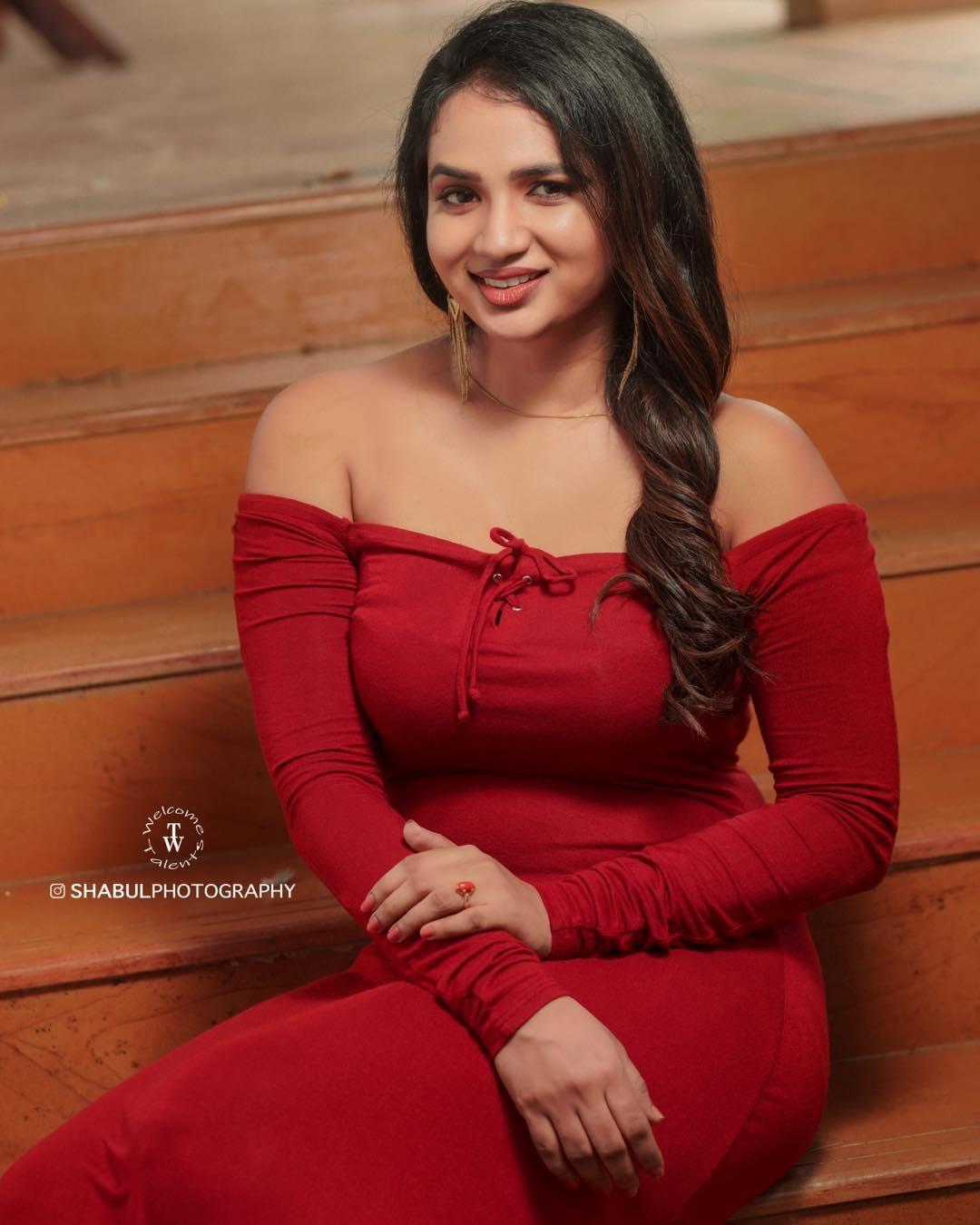 saranya Anand actress wedding