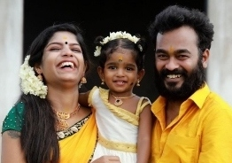 Actor Sarath Appani welcomes his second baby