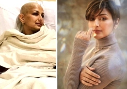 Actress Sonali Bendre's latest post on surviving cancer go viral!