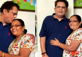 Jagathy Sreekumar's adorable pics with wife go viral