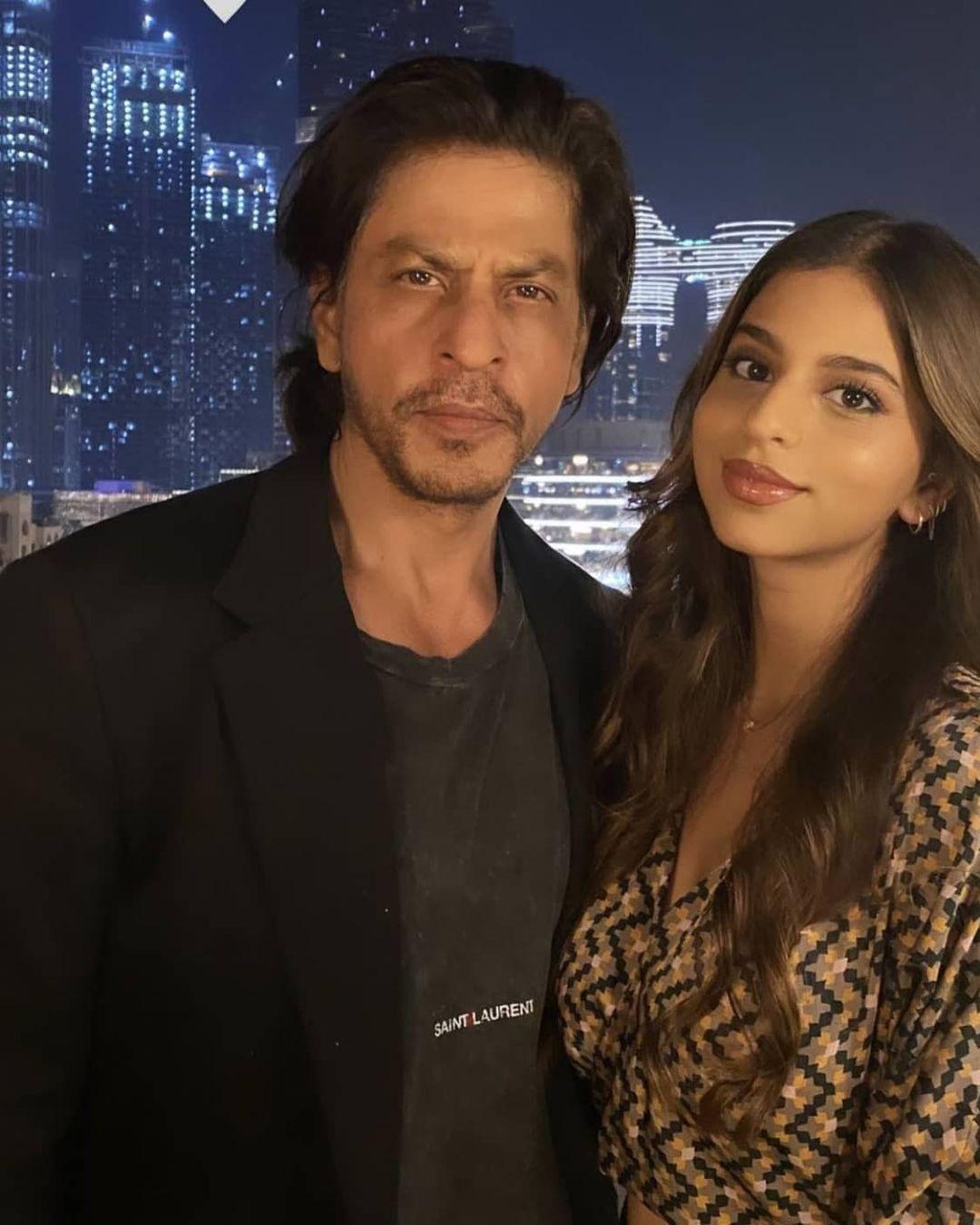 Suhana khan SRK birthday
