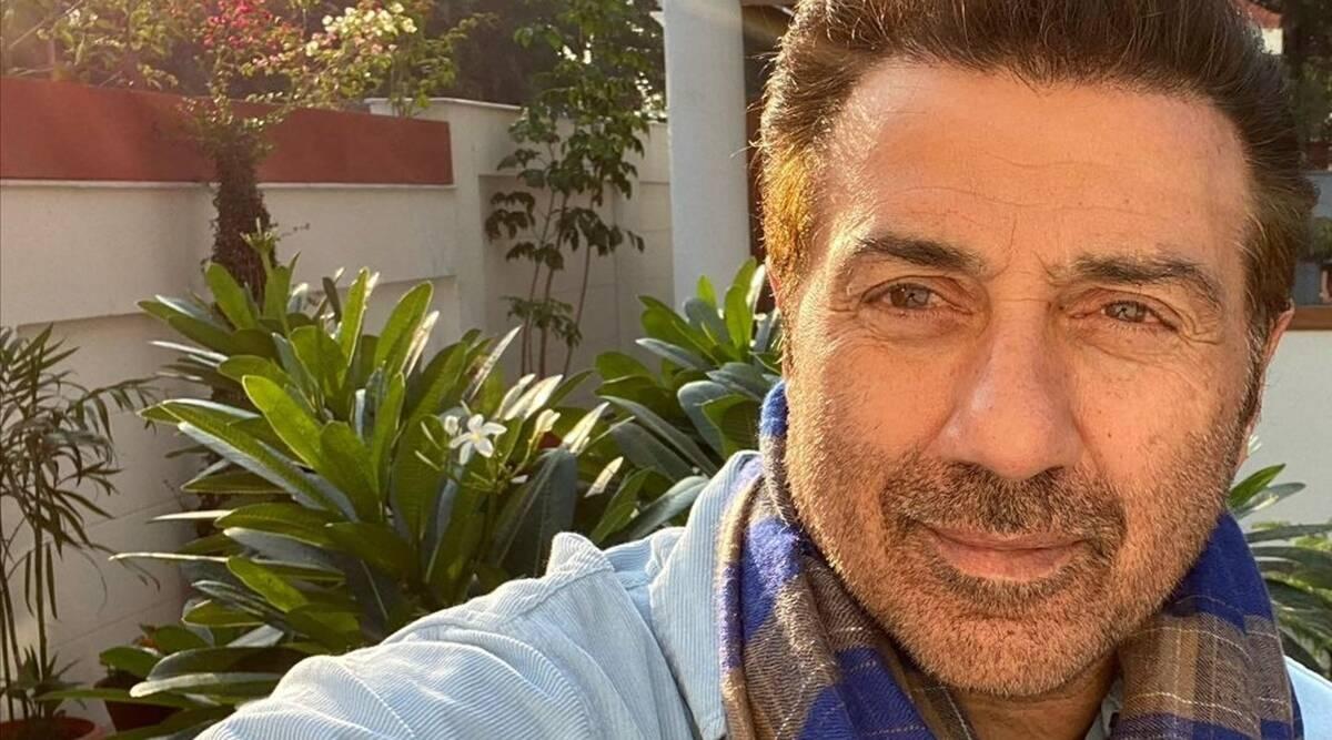 Bollywood actor sunny Deol