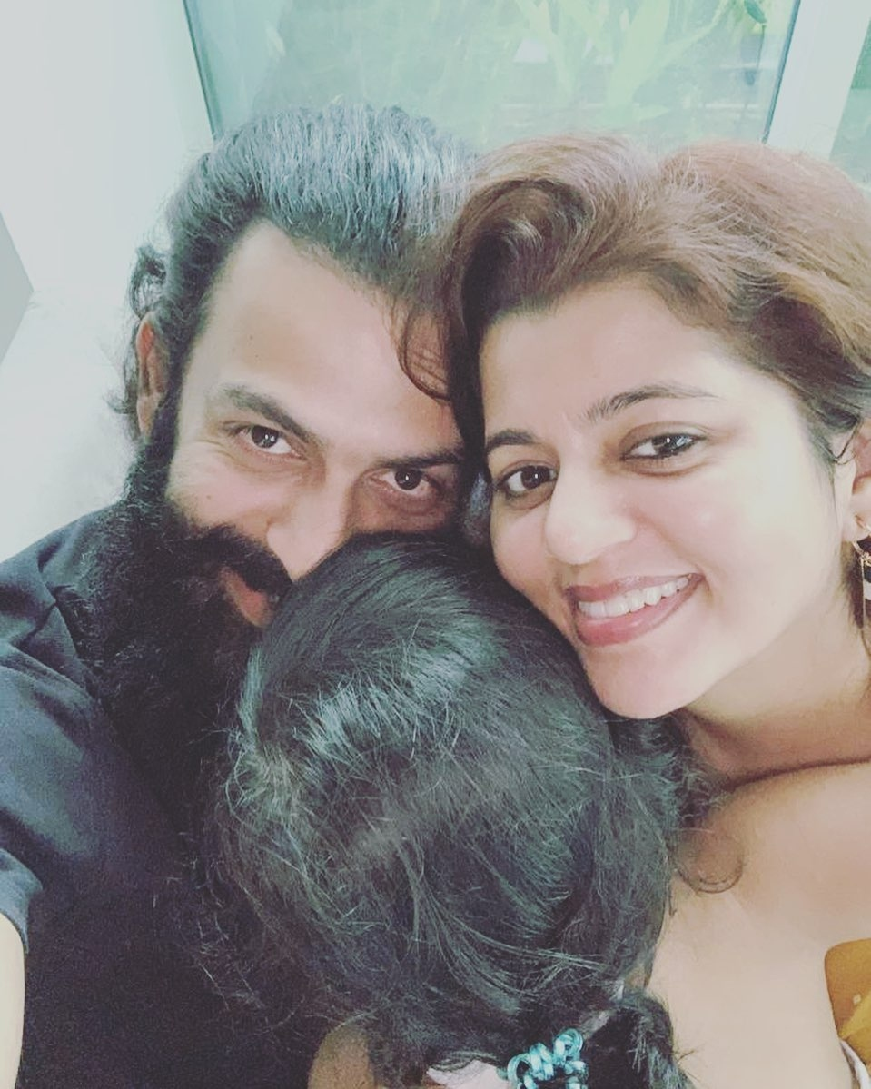 prithviraj family photos