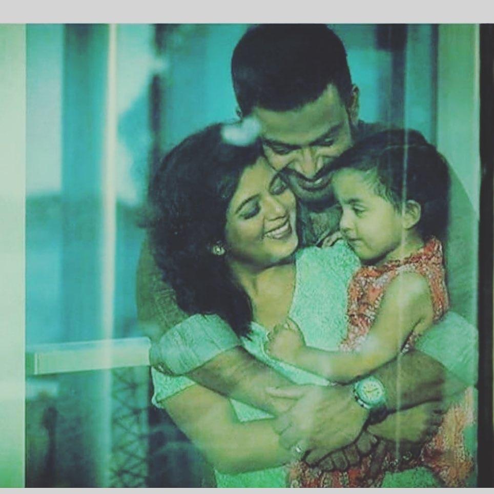supriya menon family